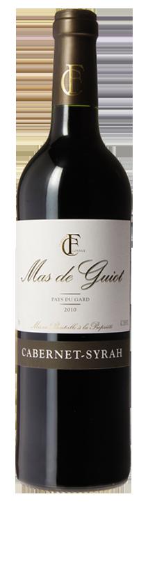 Cuvée mas de guiot - Vin de pays du Gard
